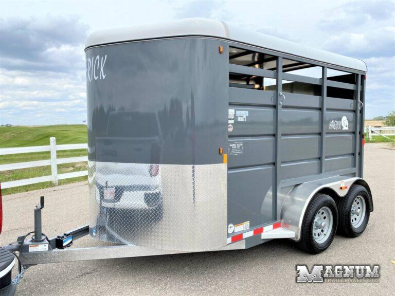 2021 Maverick 12′ Bumper Pull Stock