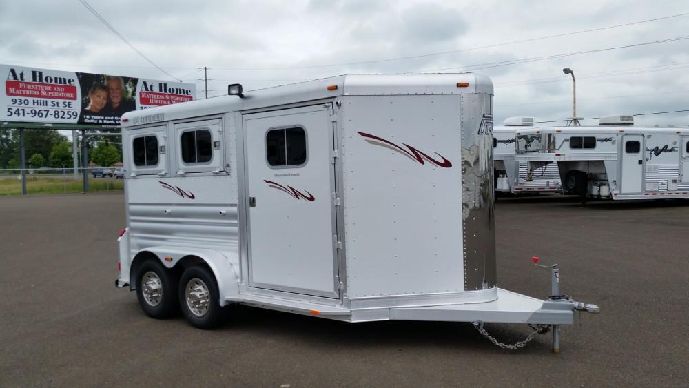 Platinum Coach 2-4 Horse Bumper Pull – Custom Orders