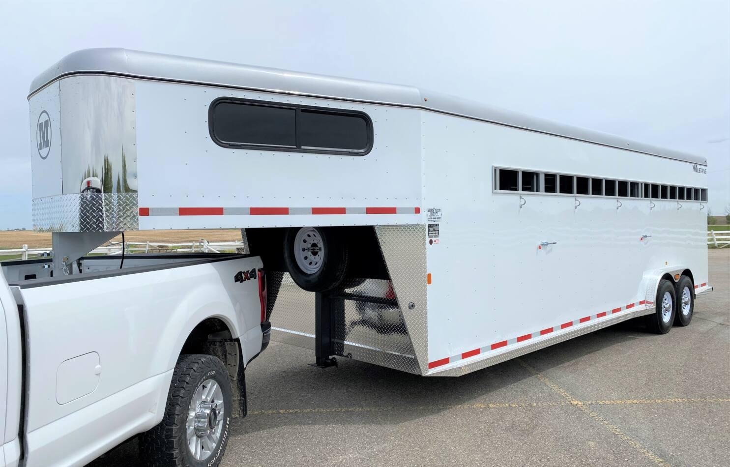 "Mustang 5-6 Horse ""Warmblood"" Stock Combo"